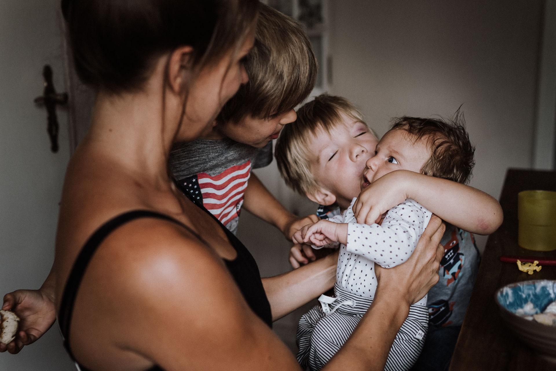 Familien-Homestory-Herford