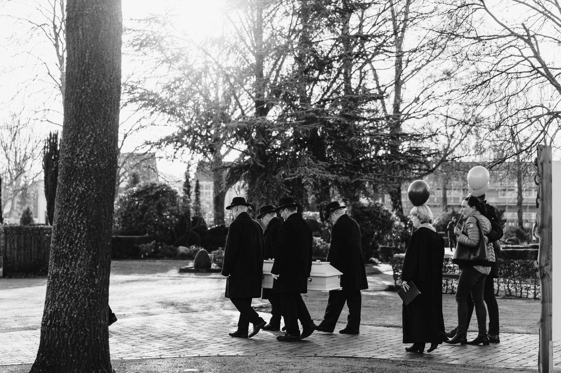 Beerdigung-Fotograf-Beisetzung